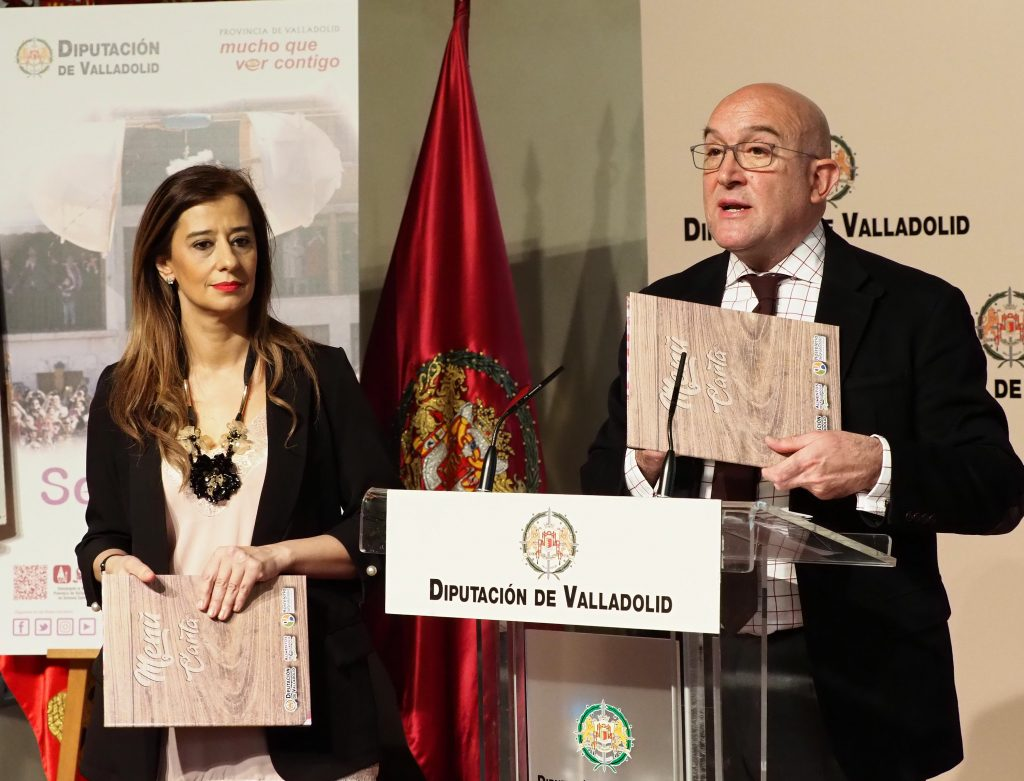La Diputación de Valladolid incorpora a Alimentos de Valladolid a los elementos de promoción turística de la Semana Santa