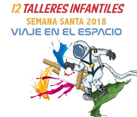 La Fundación Municipal de Cultura ofrece 12 talleres infantiles en torno al arte durante la Semana Santa