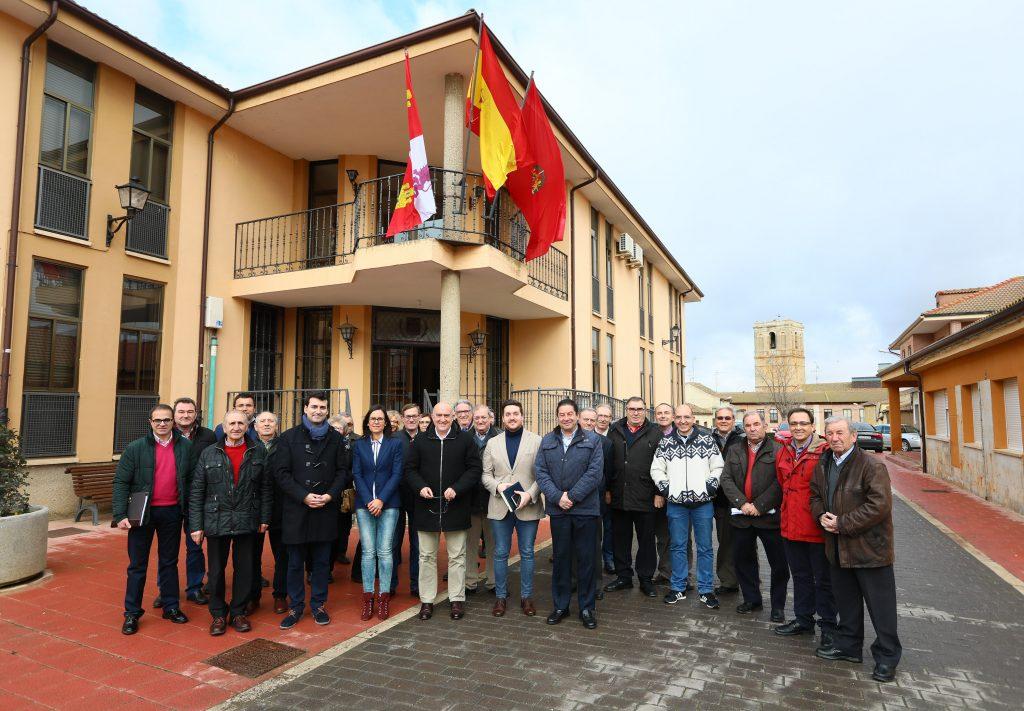 La Diputación de Valladolid explica a los alcaldes las novedades de las convocatorias de ayudas y subvenciones de 2018 y del nuevo Plan de Libertad de Gasto