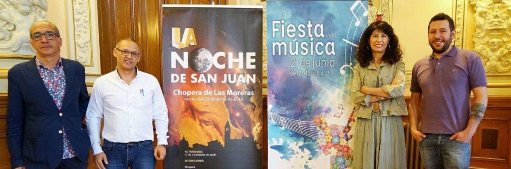 120 actuaciones celebrarán el Día de la Música en Valladolid