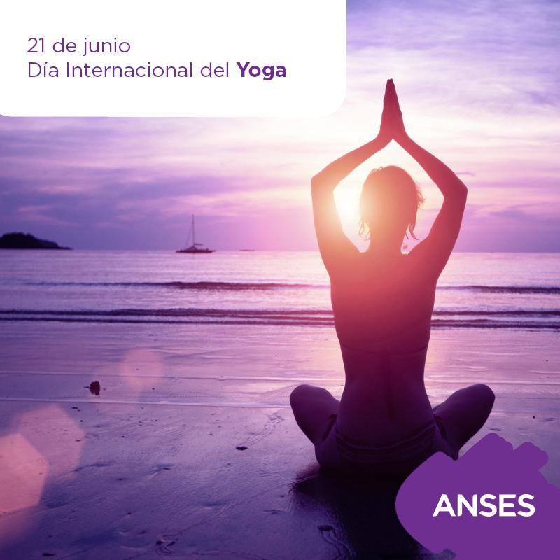 """Valladolid se suma a la celebración del """"Día Internacional del Yoga"""" con un atractivo programa de actividades"""
