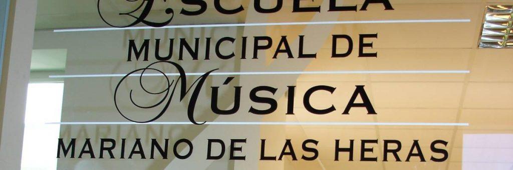 """La Escuela Municipal de Música """"Mariano de las Heras"""" del Ayuntamiento de Valladolid abre el lunes 18 de junio"""