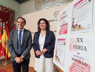 XX Feria de artesanía y manualidades de Boecillo