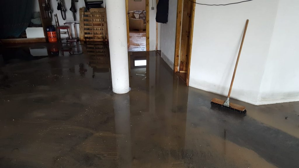 CCD-CI ALDEAMAYOR solicita que se tomen las medidas para evitar las inundaciones en Aldeamayor-Golf