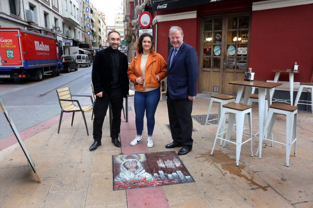 Maristas presenta al Ayuntamiento un proyecto para el embellecimiento de espacios públicos