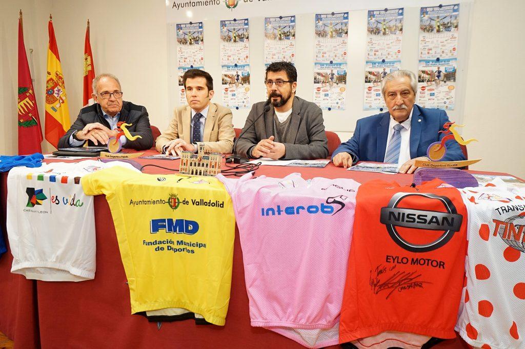 Valladolid acogerá el Trofeo Federación Copa Valladolid Memorial Ángel Lozano y el Trofeo San Pedro Regalado de ciclismo