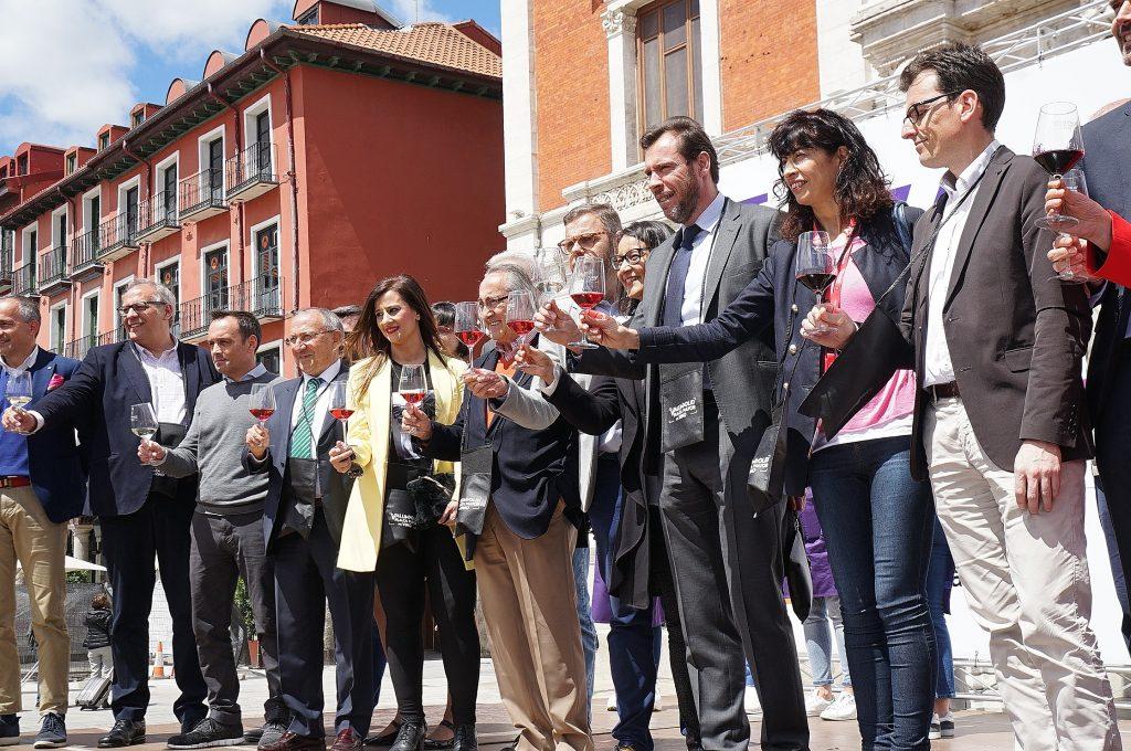 Valladolid, Plaza Mayor del Vino»