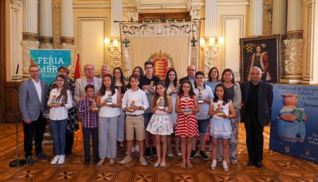 Los premios 'Jeromín' reciben más de 1.100 relatos en su 20ª edición