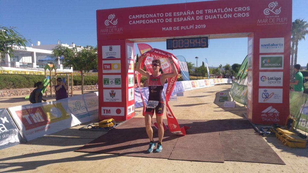 Gran cosecha de medallas para Castilla y León en Mar de Pulpí