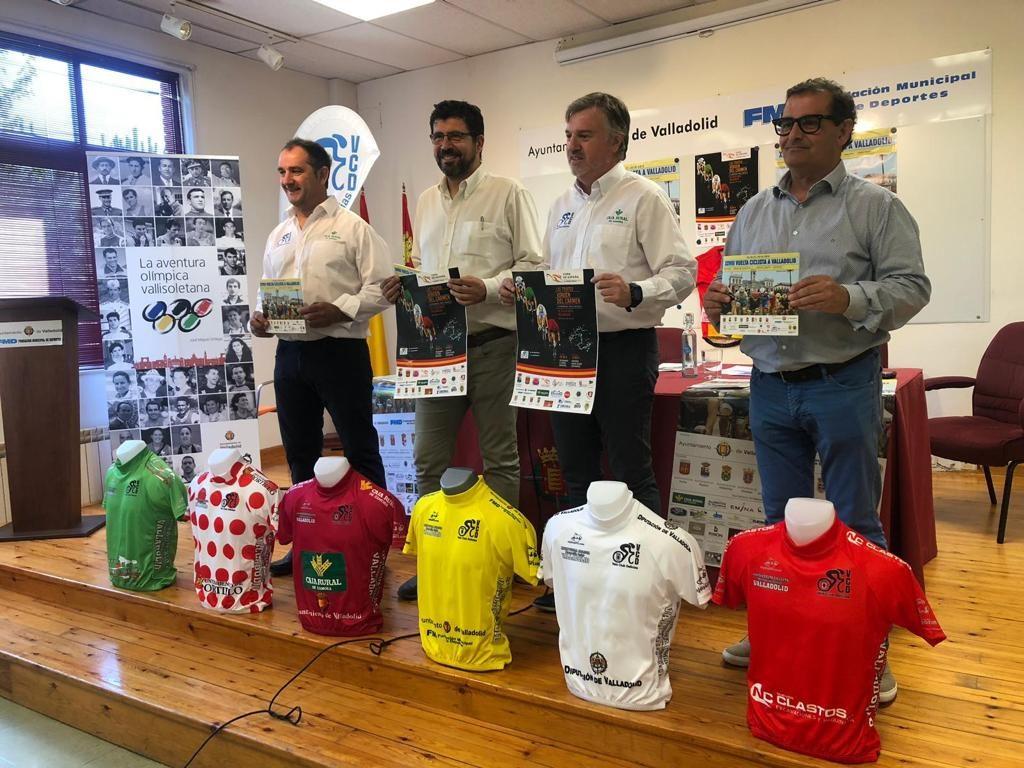 El ciclismo, protagonista en Valladolid en julio
