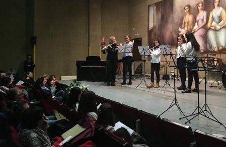 San Andrés contratará a cuatro profesores para la Escuela Municipal de Música Ángel Barja